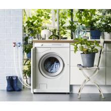 Energy saving family size washer...saves up to 60% energy!*