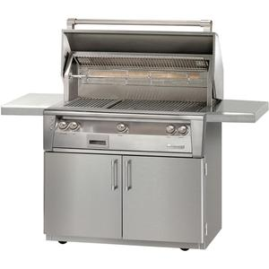 "Alfresco42"" Sear Zone Grill Cart"