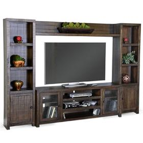 Homestead Entertainment Wall