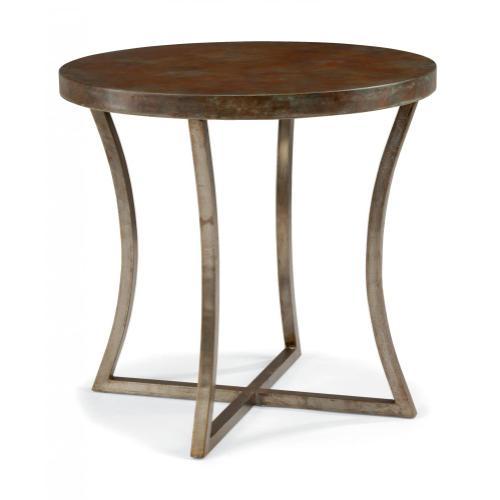 Raku Lamp Table