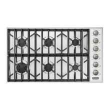 """See Details - 36"""" Gas Cooktop, Natural Gas"""
