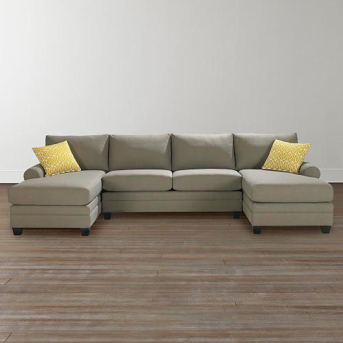 CU.2 Double Chaise Sectional
