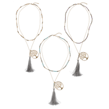 Tree of Life Family Necklaces (6 pc. ppk.)