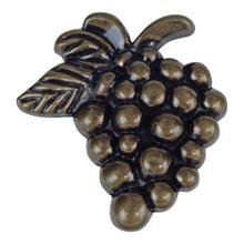 View Product - Vineyard Grapes Knob 2 Inch - Burnished Bronze