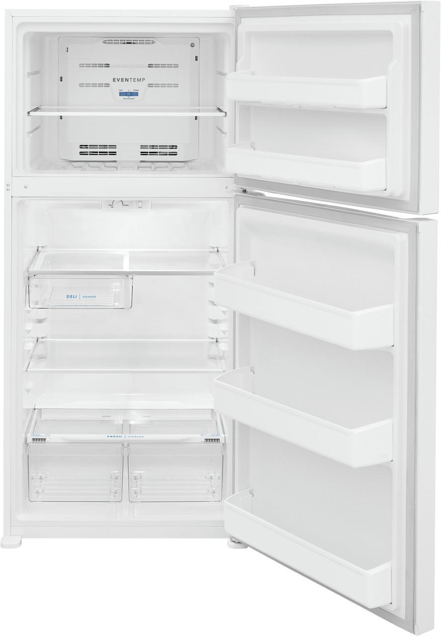 18.3 Cu. Ft. Top Freezer Refrigerator Photo #2
