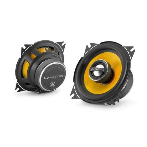 JL Audio - 4-inch (100 mm) Coaxial Speaker System