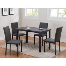 Orlo 5 piece Dining Set