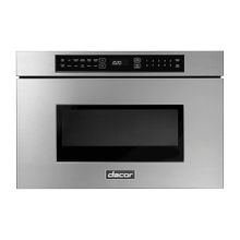 "24"" Microwave-In-A-Drawer, Silver Stainless Steel"
