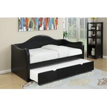 Julien Day Bed, Black