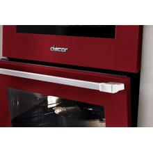 "48"" Dual Fuel Pro Range, Haute Red, Natural Gas"