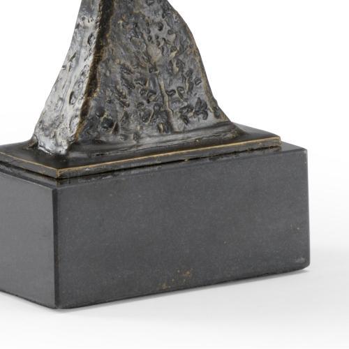 Miro Sculpture - Bronze