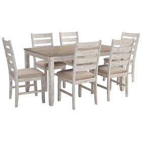 Skempton Dining Room Table and Chairs (set of 7)