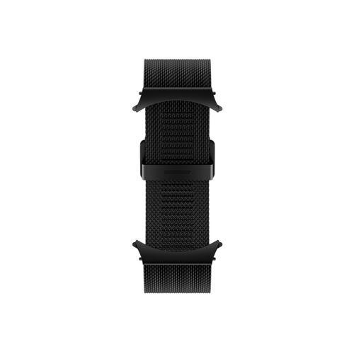 Samsung - Galaxy Watch4 Milanese Band, 44mm, Black