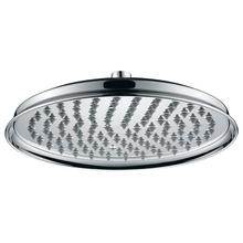 """See Details - 8"""" Traditional Round Rain Head - Brushed Nickel"""