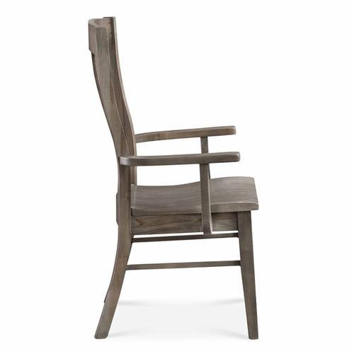 Gallery - Barnes Maple Arm Chair