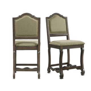 See Details - Chesley Counter Height Side Chair Set