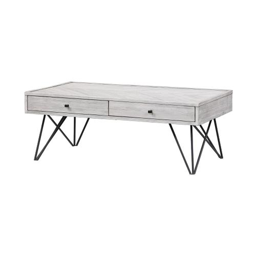 Gallery - Two Drawer Cocktail Table
