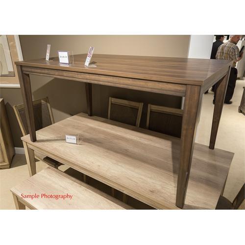 Liberty Furniture Industries - 5 Piece Rectangular Bench Set