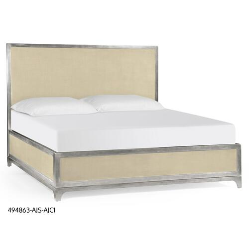Alexander Julian US King bed (Camomile/Silver)