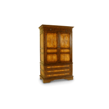 See Details - Chest-On-Chest Armoire