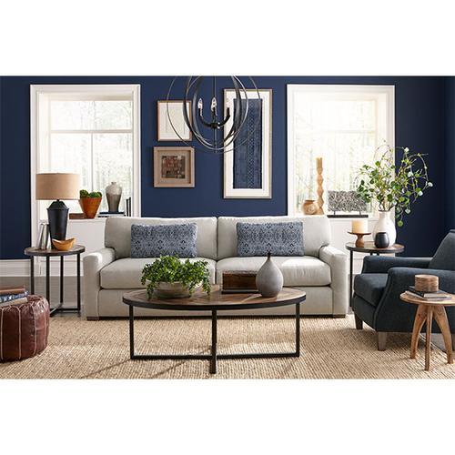 Best Home Furnishings - HANNAH COLL. Stationary Sofa