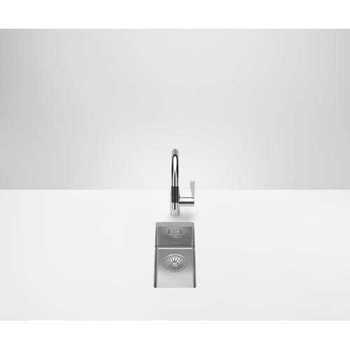 Dornbracht - Single bowl sink - polished stainless steel