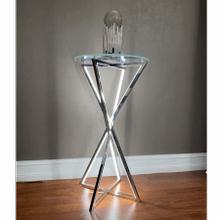See Details - LED Side Table // Round, Medium