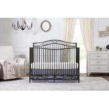 See Details - Vintage Iron Noelle 4-in-1 Convertible Crib