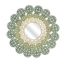 See Details - Mcguire Medallion Mirror