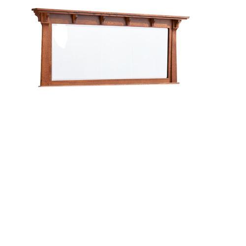 MaRyan 12-Drawer Bureau Mirror, Medium