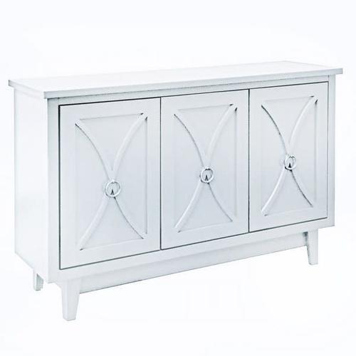 Biscayne 3 Door Cabinet