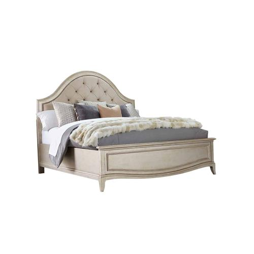 A.R.T. Furniture - Starlite California King Upholstered Panel Bed