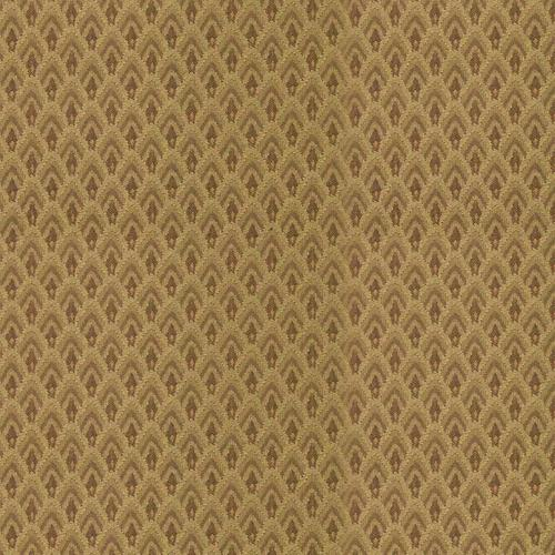 Flash Furniture - 18.5''W Church Chair in Georgetown Sandhurst Fabric - Gold Vein Frame