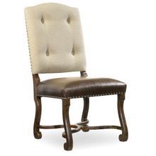 Treviso Camelback Side Chair - 2 per carton/price ea
