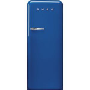 """Smeg24"""" retro-style fridge, Blue, Right-hand hinge"""