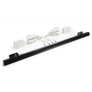 "Jenn-Air30"" Black Flush Install Trim Kit"