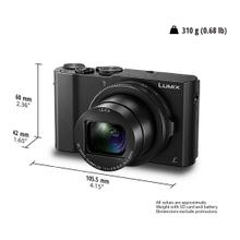 See Details - DMC-LX10 Point & Shoot