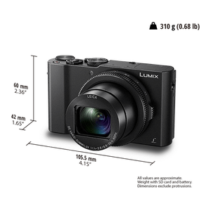 DMC-LX10 Point & Shoot