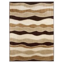 "Frequency 5' X 7'3"" Rug"