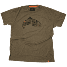 Gone Fishin' T-Shirt - M