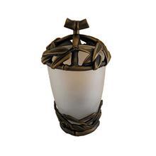See Details - Bamboo Vanity Top Toothbrush Holder