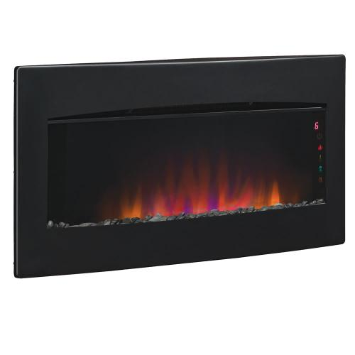 Serendipity Wall Hanging Electric Fireplace