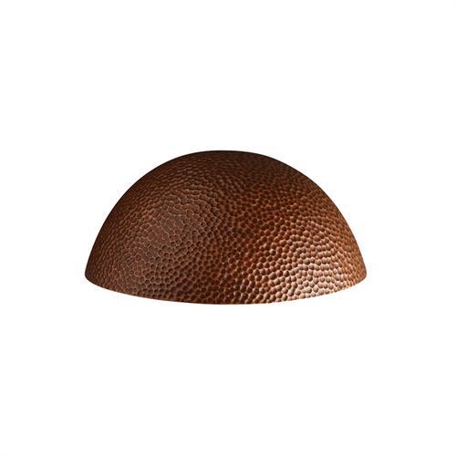 Large Quarter Sphere - Downlight - Outdoor