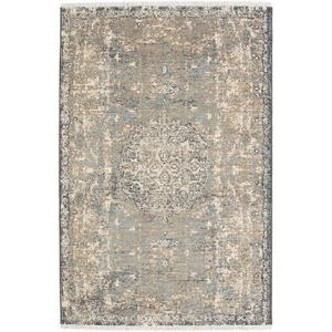 Floret Seagrass Rectangle 8ft X 11ft