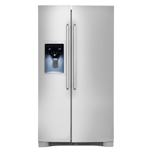 Standard-Depth Side-By-Side Refrigerator with IQ-Touch™ Controls