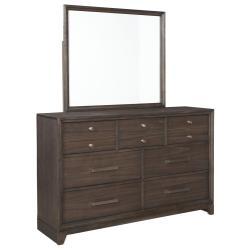 Brueban Dresser and Mirror