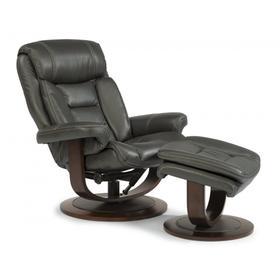Hunter Chair & Ottoman