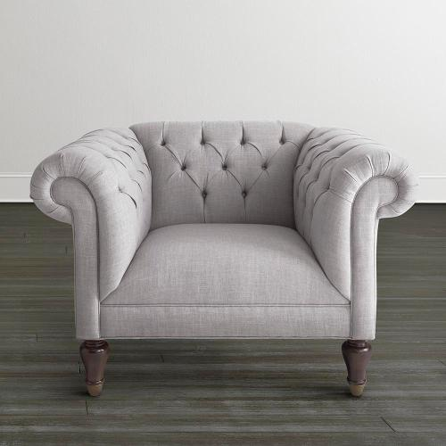 Chesterfield Chair and a Half
