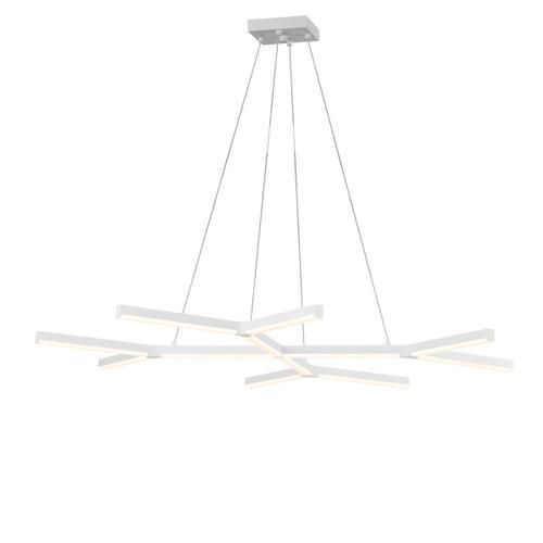 Sonneman - A Way of Light - Quad-Y LED Pendant [Color/Finish=Satin White]