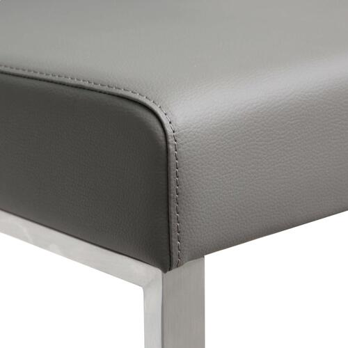 Product Image - Denmark Grey Steel Barstool (Set of 2)